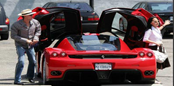 Top 10 Celebrities Expensive Car
