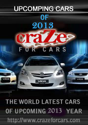 Upcoming Cars 2013