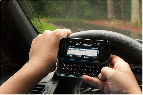 Ways to Stop Your Teen from Texting and Driving