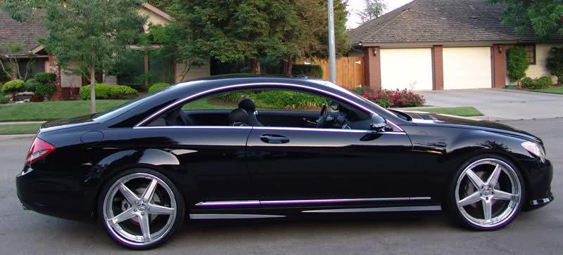 Mercedes Benz Scl