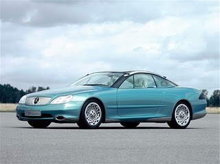 Mercedes Benz Scl 600 A Car With Entirely Diffe Concept