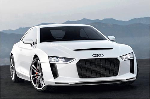 2011 Audi Quattro Concept