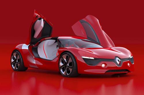 Renault Dezire Concept