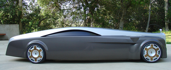 rolls royce apparition concept