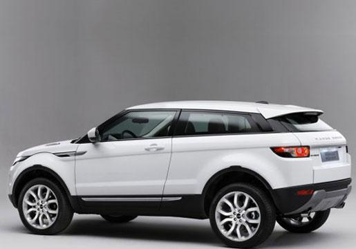 Land Rover Range Rover Evoque - 2012