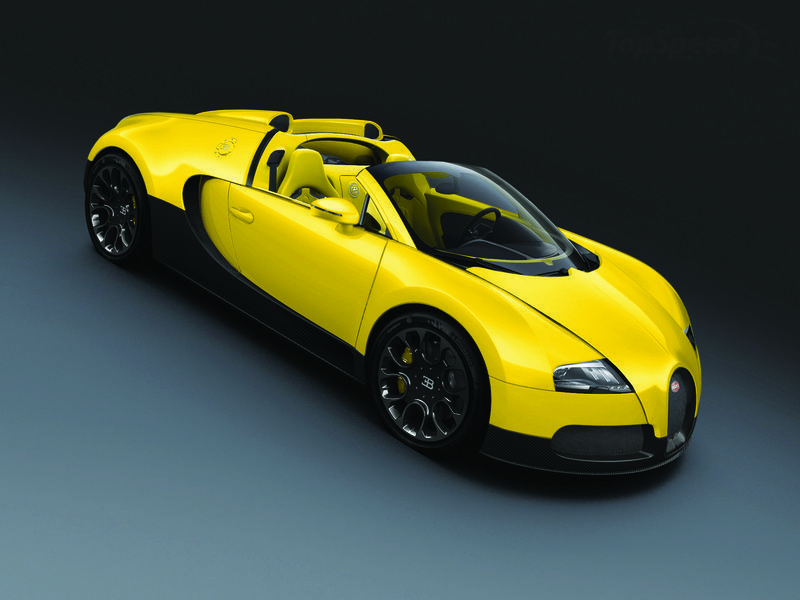 Craze For Cars Bugatti Veyron Grand Sport Editions