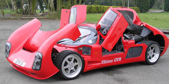ultima-GTR-acceleration