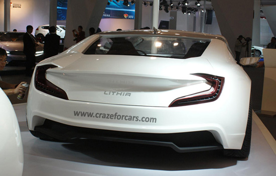 Lithia Electric Sports car