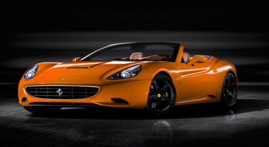 ferrari-california-pumpkin