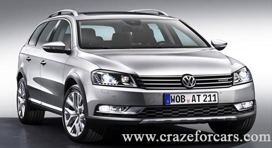 VW Jetta Alltrack