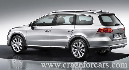 VW new Jetta Alltrack