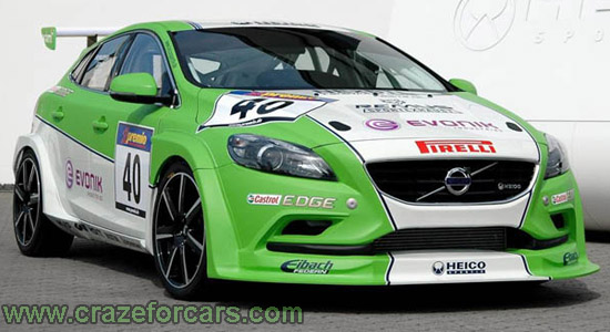 Volvo V40 Bio-Diesel Racer