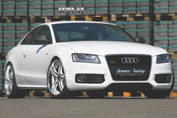 Audi A5 Review