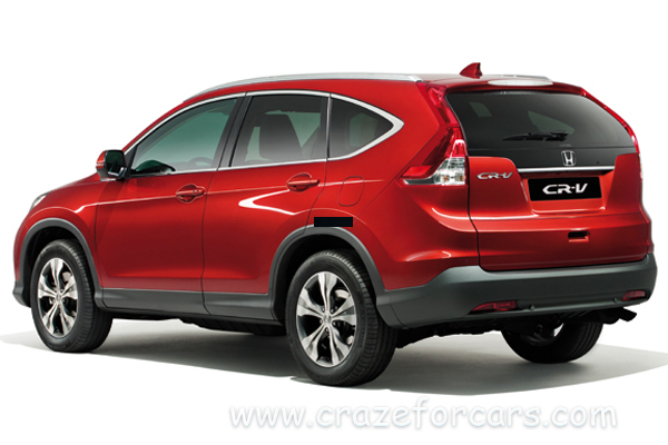 honda-crv-rear