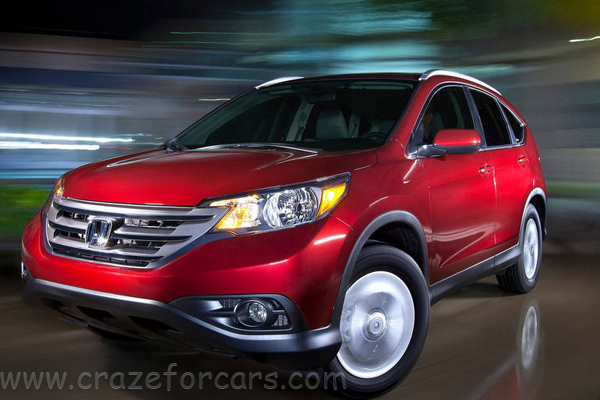 honda-crv-red
