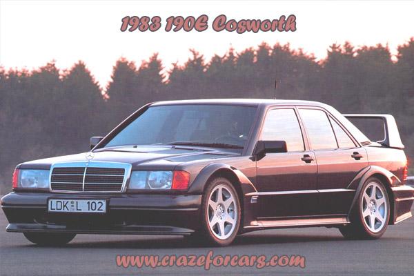 1983 190E Cosworth