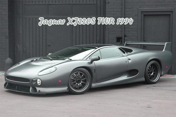 Jaguar XJ220S TWR 1994