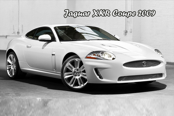 Jaguar XKR Coupe 2009 