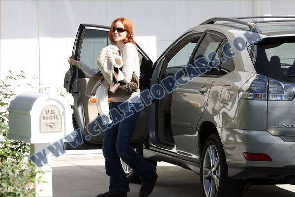 Marcia-Cross-car