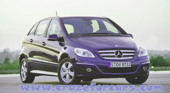 Mercedes A-Class