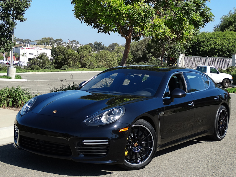 Porsche Panamera Turbo S Executive 2015